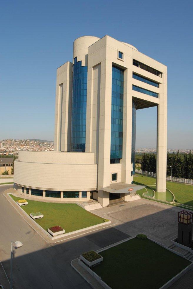 Tahincioğlu Holding Yönetim Merkezi
