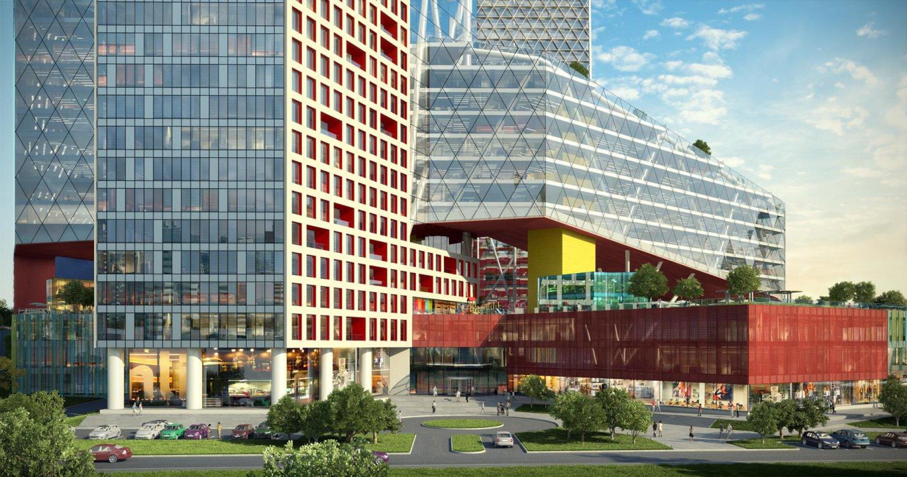 Dudullu OSB Ticaret Merkezi