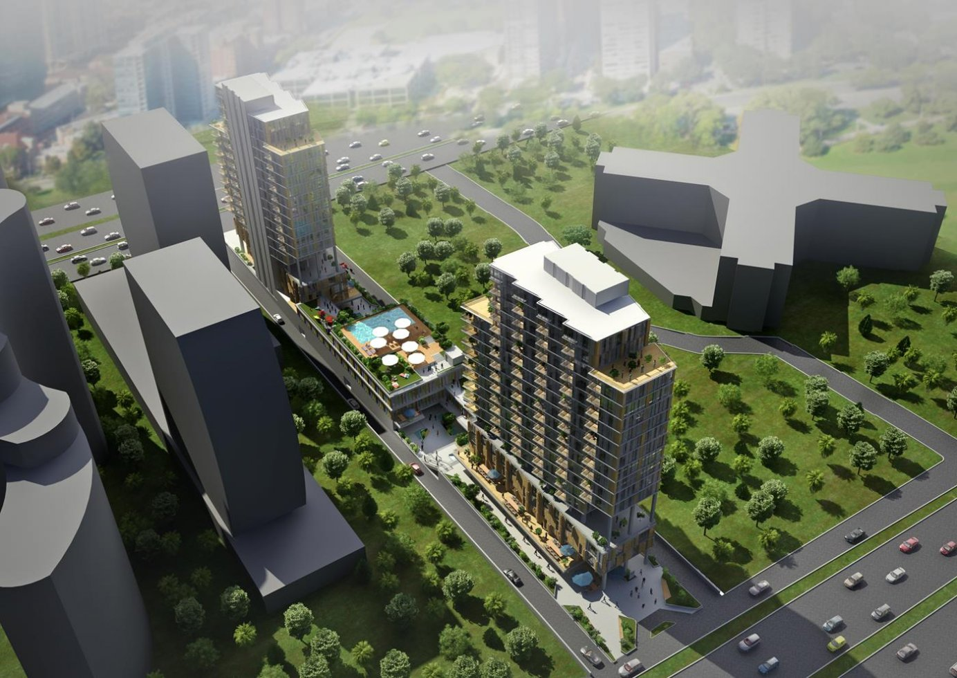 Aşçıoğlu Ataköy Konut Projesi