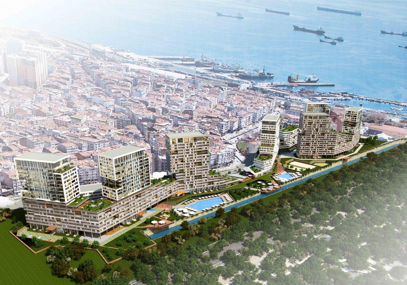 Denizatı Sitesi Dönüşüm Projesi