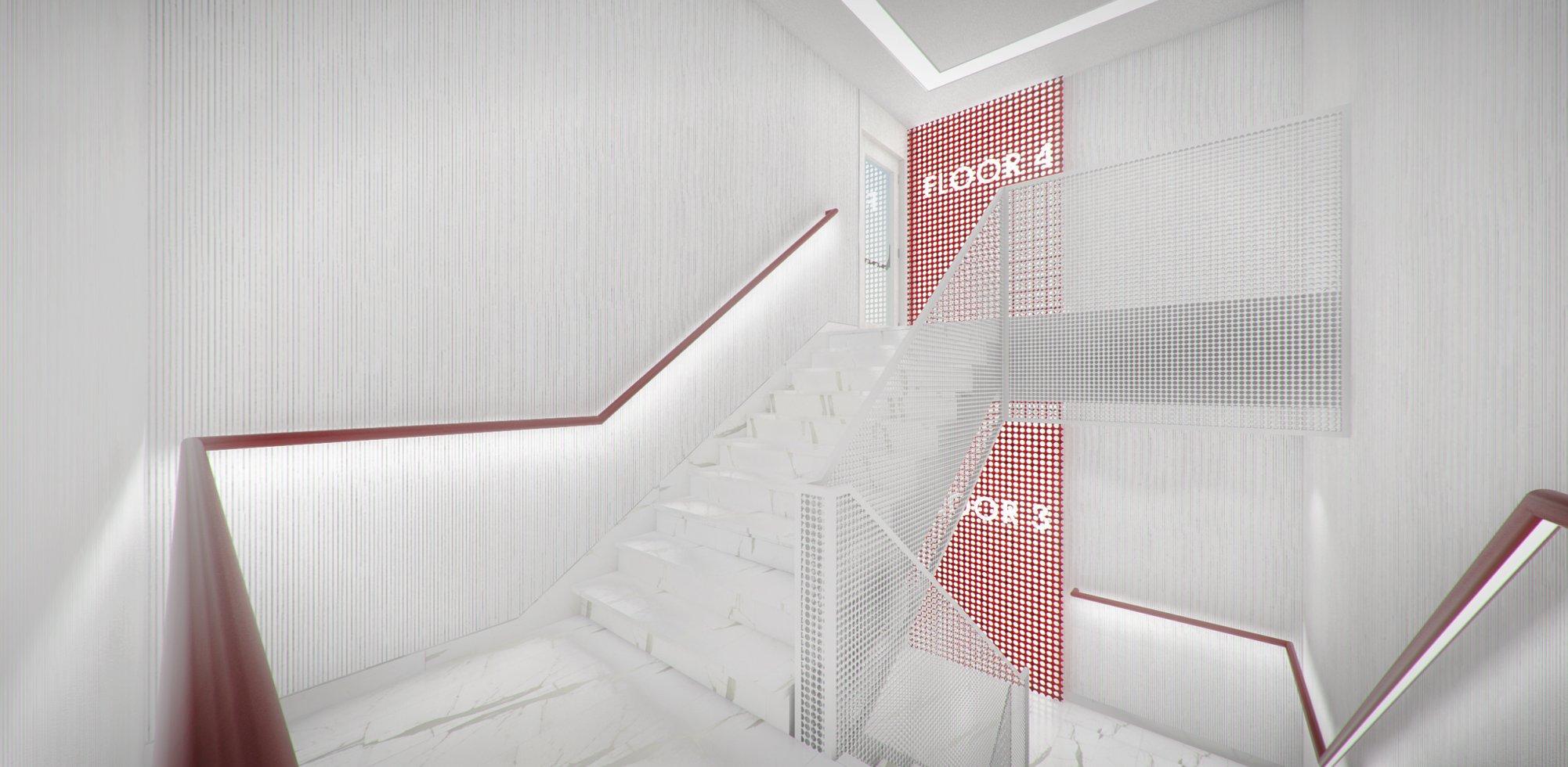 Çengelköy Ofis  Projesi İç Mimari