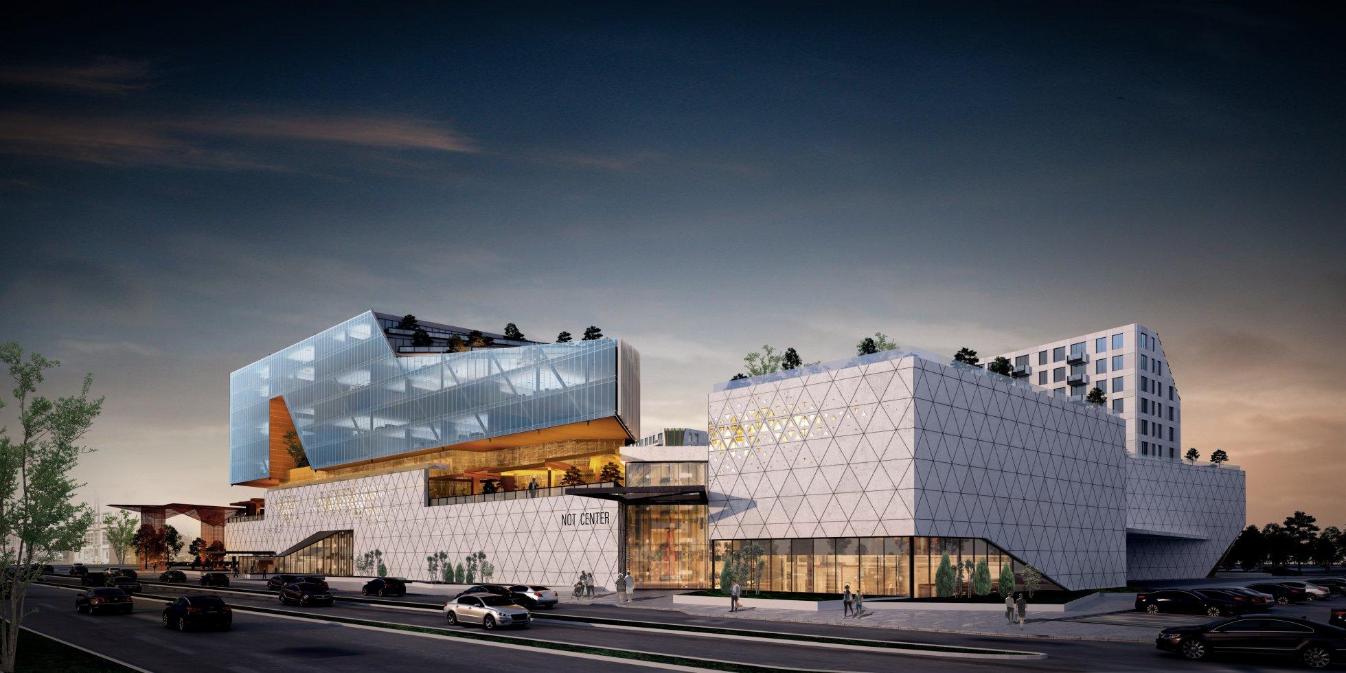 Kocaeli Alışveriş Merkezi, Konut ve Ofis