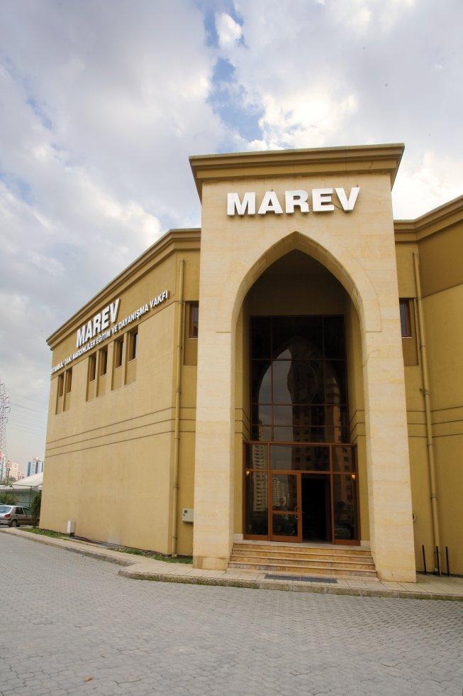 MAREV VAKFI SOSYAL TESİSİ