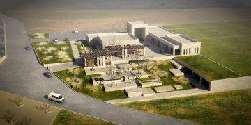 Morgabriel Manastırı Ziyaretçi Karşılama Merkezi